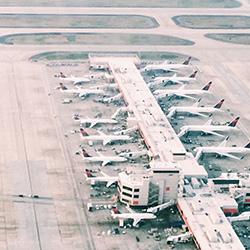 Strefy lotniskowe Lesznowola